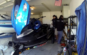 Samuka Racing last preparations for Havasu 300m
