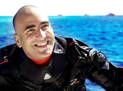 Egyptian diver Ahmed Gabr is now the Guinness World Records – certified deepest scuba diver